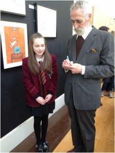 john byrne and pupil